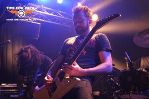 De Ville 2 - 2015 Konzert - Time For Metal