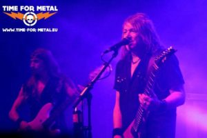 Gamma Ray 3 - WHV - 2015 - Time For Metal