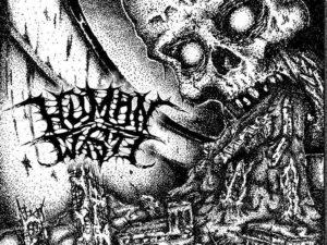 Human Waste - Human Waste - Albumcover