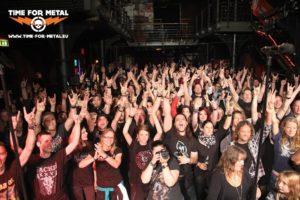 Mustasch 5 - 2015 Konzert - Time For Metal