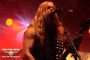 Sepultura 5 - Metal Hammer Paradise 2015 - Time For Metal