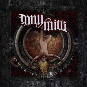 Tony Mills - Over My Dead Body - Albumcover