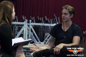 Tracer - 2015 Oktober Interview Foto
