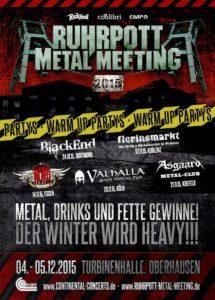 ruhrpott metal meeting warmup FLyer november 2015