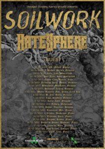 Soilwork hatesphere 2015