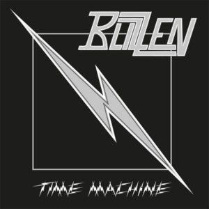 Blizzen - Time Machine - Albumcover