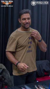 Manu Bennett-German Comic Con 2015