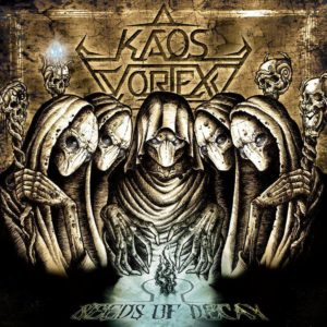 Kaos Vortex - Seeds Of Decay - Albumcover