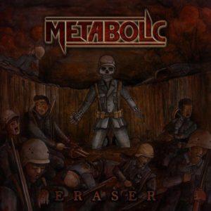 Metabolic - Eraser - Albumcover