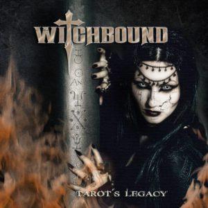 WITCHBOUND - Tarot's Legacy - Artwork