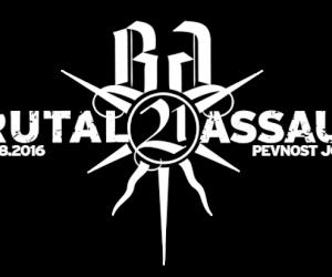 Brutal Assault 2016 Festival Logo