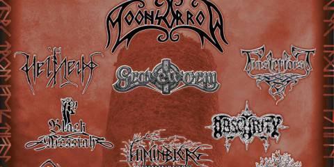 Darktroll Festival 2016 flyer stand 16.01