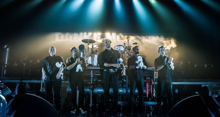 Eisbrecher - Bandpic - Live 2016