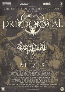 Primodial Tour Januar 2016