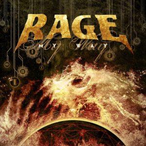 Rage - My Way - Artwork