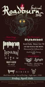 Roadburn Festival 2016 15April
