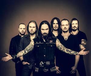 Amorphis Bandpic Februar 2016