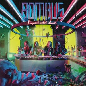 Bombus - Repeat Until Death