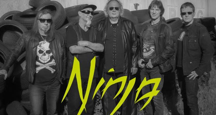 Ninja Band Bild 2015