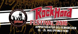 Rock Hard Festival 2016 Stand 20.02.2016