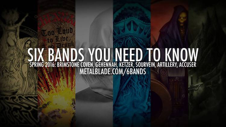 Metal kennenlernen