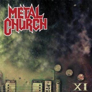 Metal Church - XI Cover