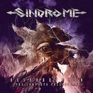 Sindrome - Resurection 2016 Cover