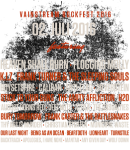 Vainstream Rockfest 2016 stand 02.03