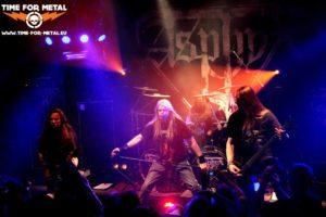 Asphyx 2 - Aurich April 2016 - Time For Metal