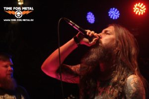 New World Depression 3 - Aurich April 2016 - Time For Metal