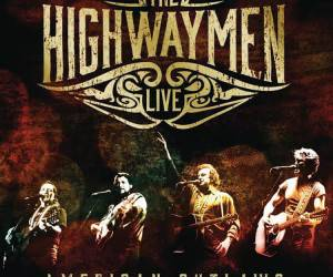 The Highwaymen Live Cd 2016 Cover
