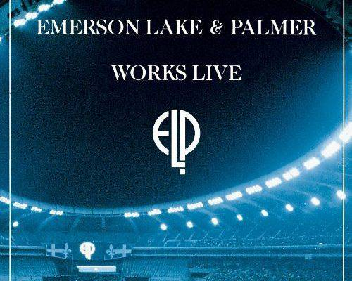 Emerson Lake & Palmer - Works Live