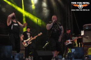 Haudegen 2- Time For Metal - Die Elbe Brennt 2016