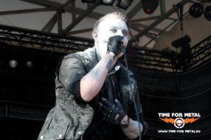 Krankheit 2- Time For Metal - Die Elbe Brennt 2016