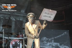 OstFront 1- Time For Metal - Die Elbe Brennt 2016