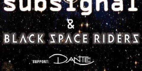 Space Prog Rock Night 2016 Tourplakat