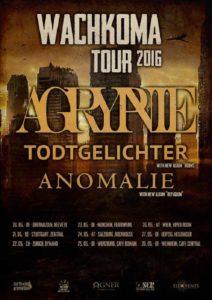 Wachkoma Tour - Agrypnie Todtgelichter Anomalie