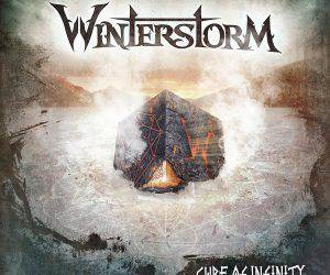 Winterstorm Cube Of Infinity Cover