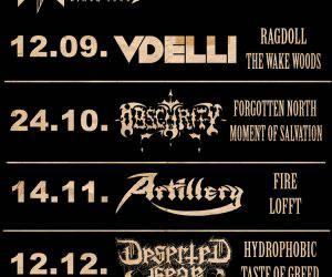 metal mondays 2016 flyer 2016 Stand 30.05