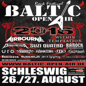 Baltic Open Air Festival