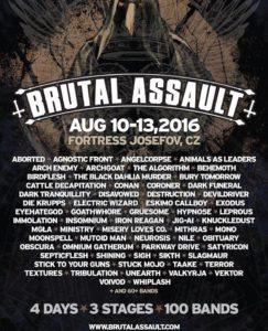 Brutal Assault