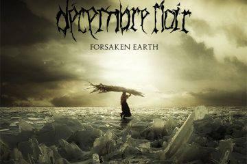 Decembre Noir Forsaken Earth Cover