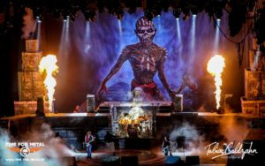 Iron Maiden 1 - RockAvaria 2016 Time For Metal