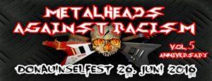 Metal Heads Gegen Nazis 26.06.2016 at fyler