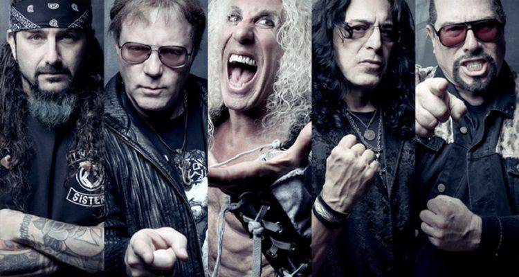 Twisted Sister 2016