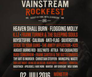 Vainstream Rockfest 2016 Stand 01.06