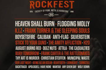 Vainstream Rockfest 2016 Stand 01.06