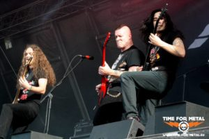 Annihilator 2 - RockHarz 2016 - Time For Metal