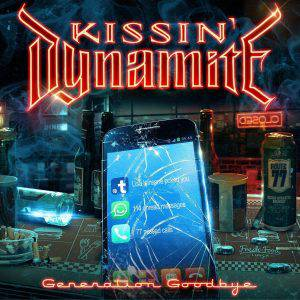Kissin Dynamite Generation Goodbye Cover