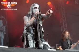 Primordial 1 - RockHarz 2016 - Time For Metal